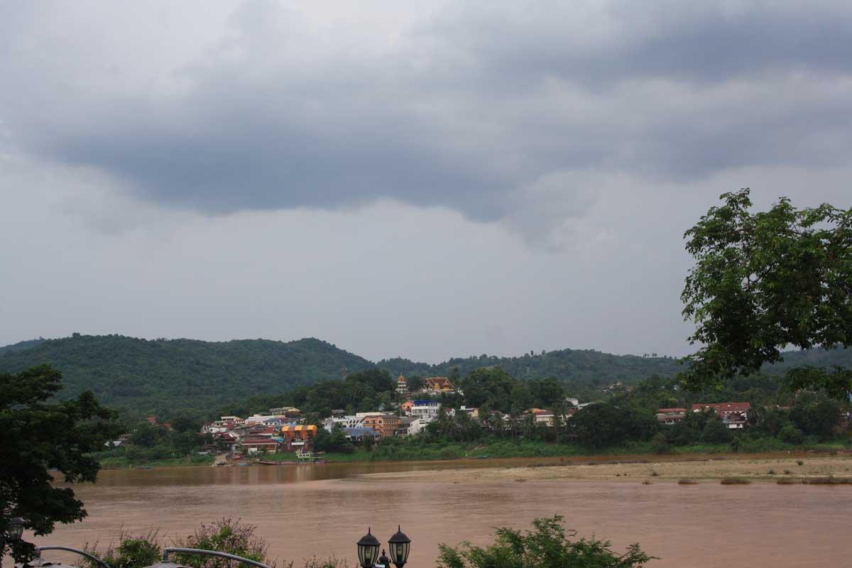Huay Xai da Chiang Khong