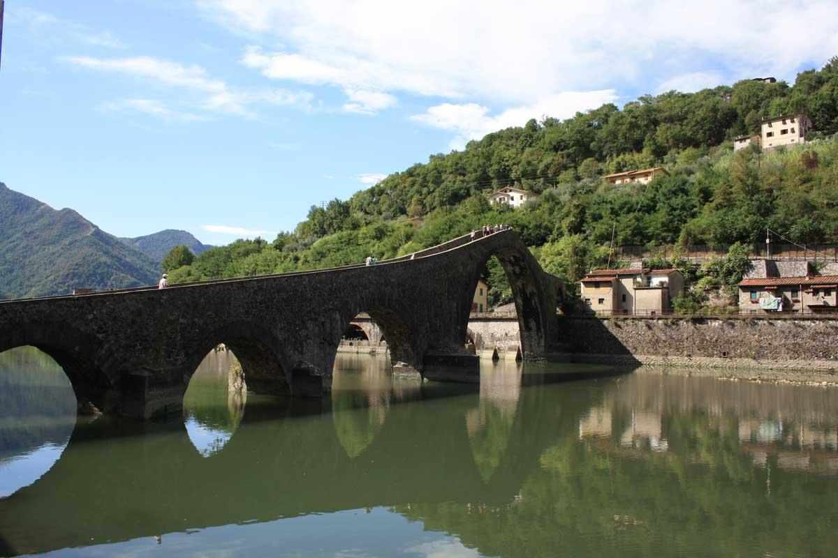 Ponte del Diavolo o Ponte della Maddalena