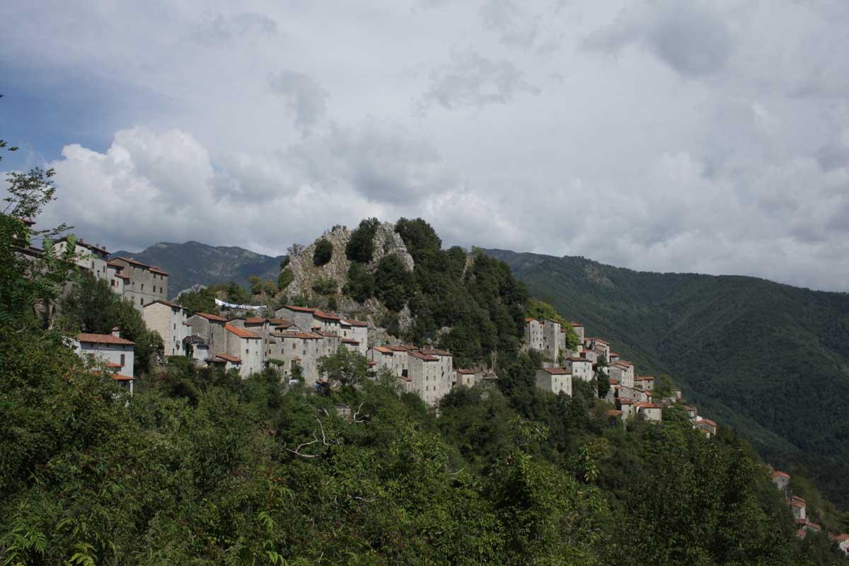 Città fantasma in Toscana, Lucchio