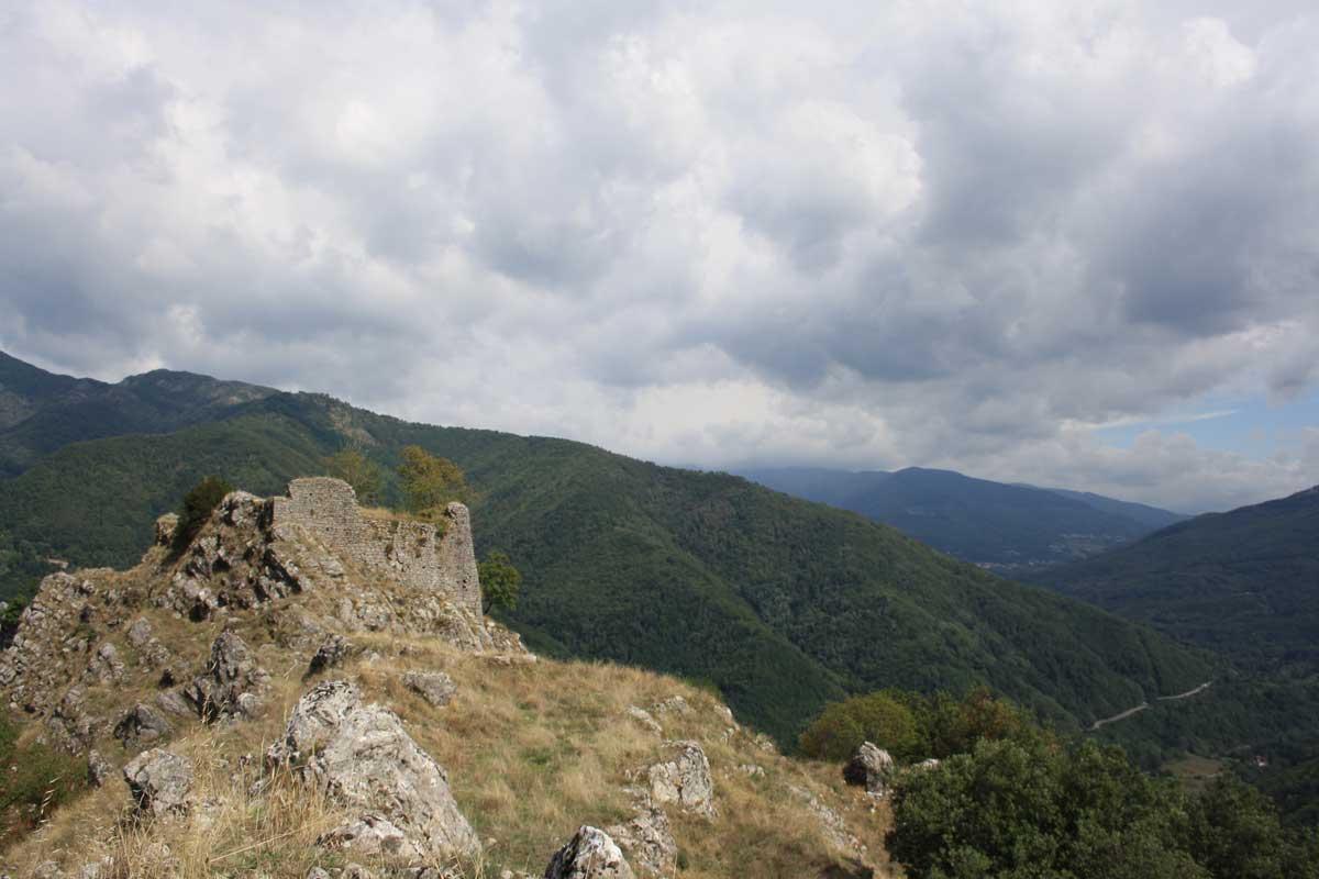 la Rocca di Lucchio