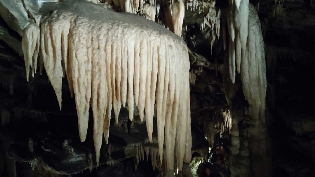 Toscana underground: Antro del Corchia