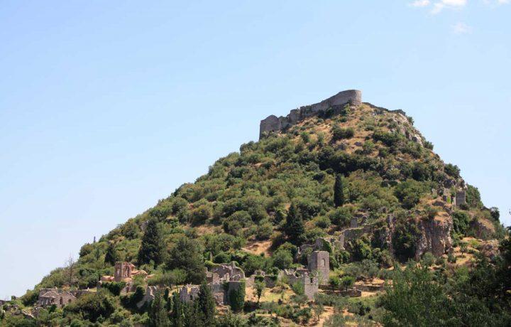 Una città che non c'è più: Mystras