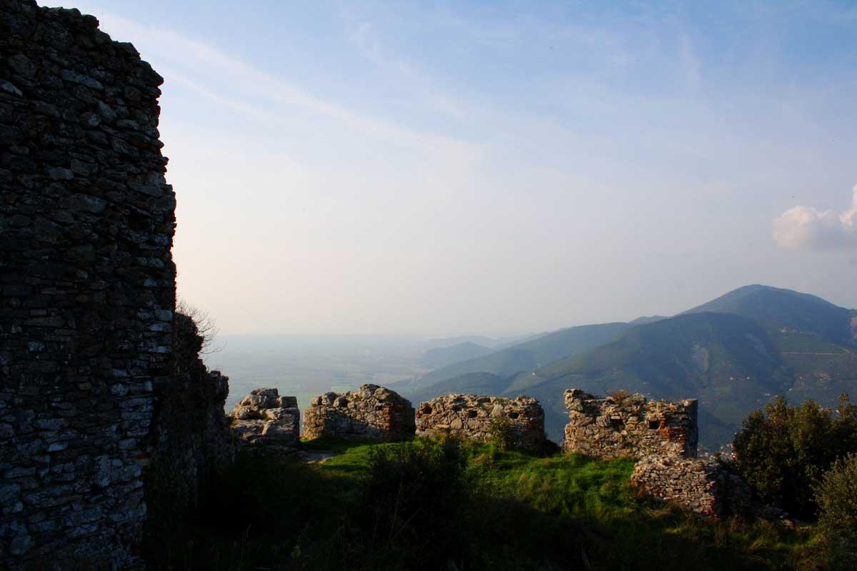 6 castelli imperdibili della Toscana e dintroni: Rocca della Verruca