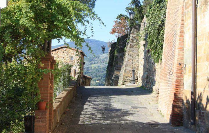 San Valentino e la via più romantica della Toscana