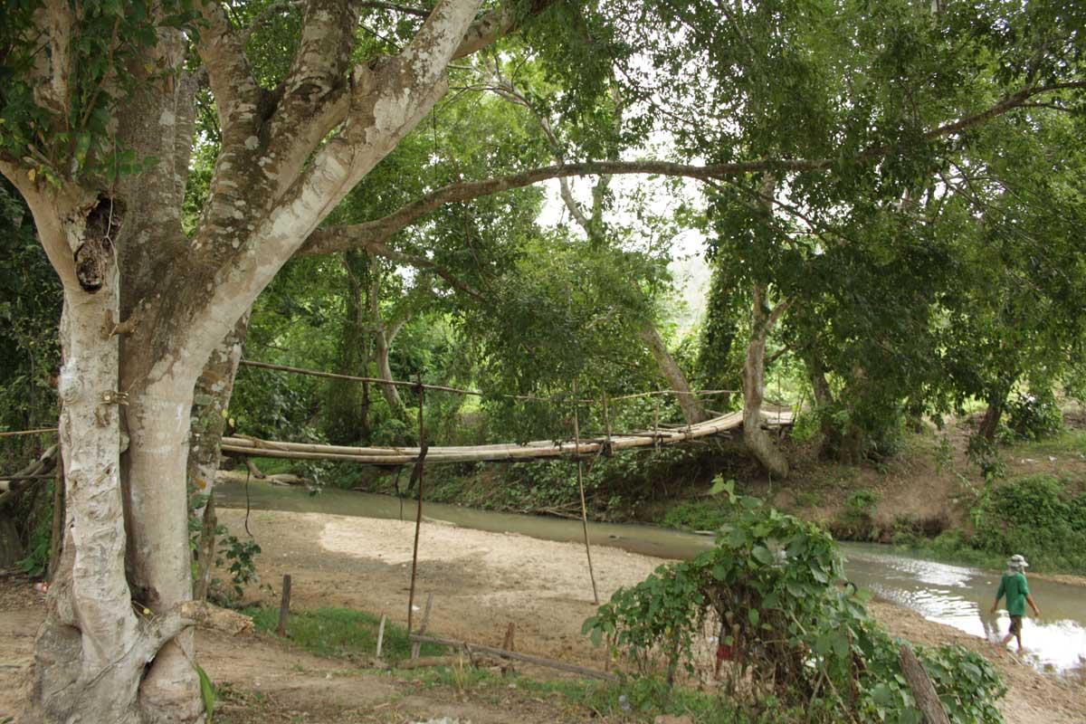 Una divertente escursione nei dintorni di Chiang Mai