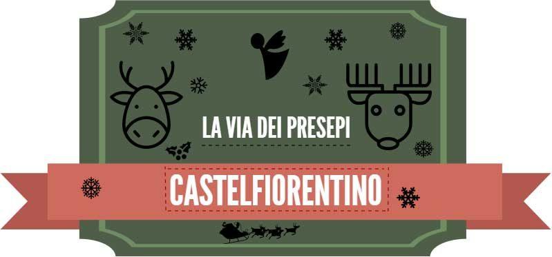 La via dei presepi di Castelfiorentino