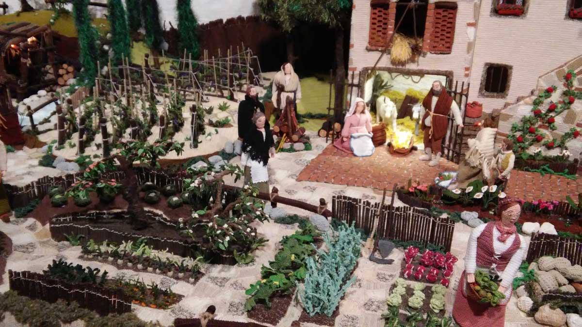 I presepi di Toscana - La via dei presepi di Cerreto Guidi