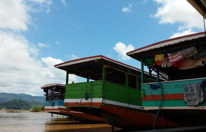 Pakbeng: un villaggio laotiano sul Mekong
