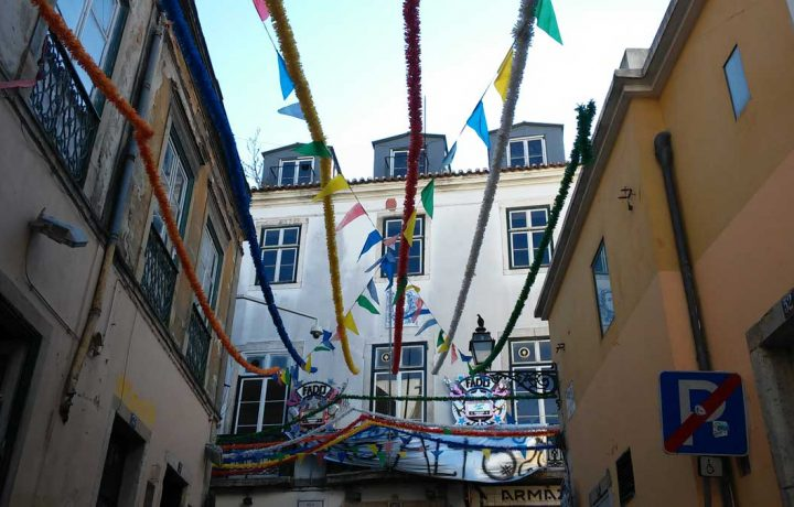 Family trip: Lisbona