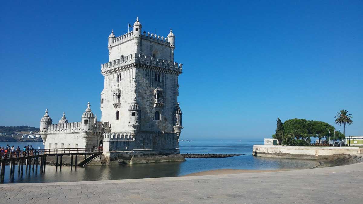 Lisbona in tre giorni, Torre di belem