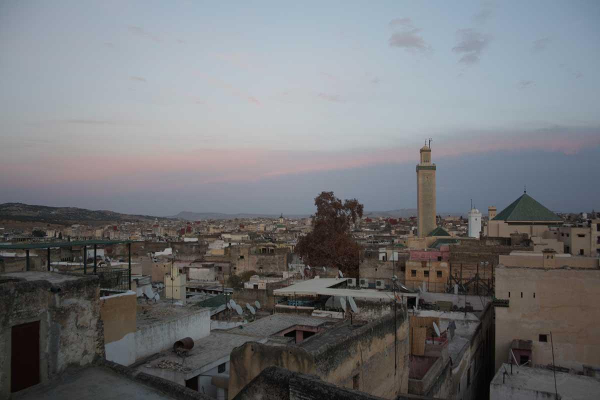 Itinerario di una settimana in Marocco, Fes