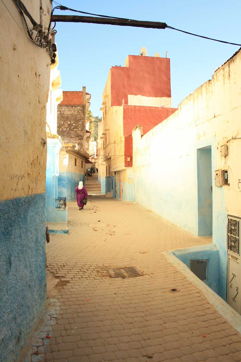 Itinerario di una settimana in Marocco, Sefrou