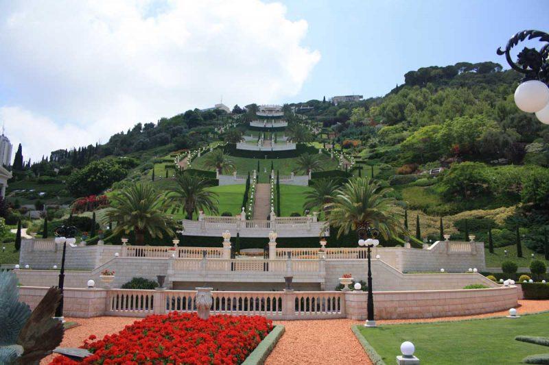 Perchè non ci sono piaciuti Haifa e i giardini pensili di Bahai