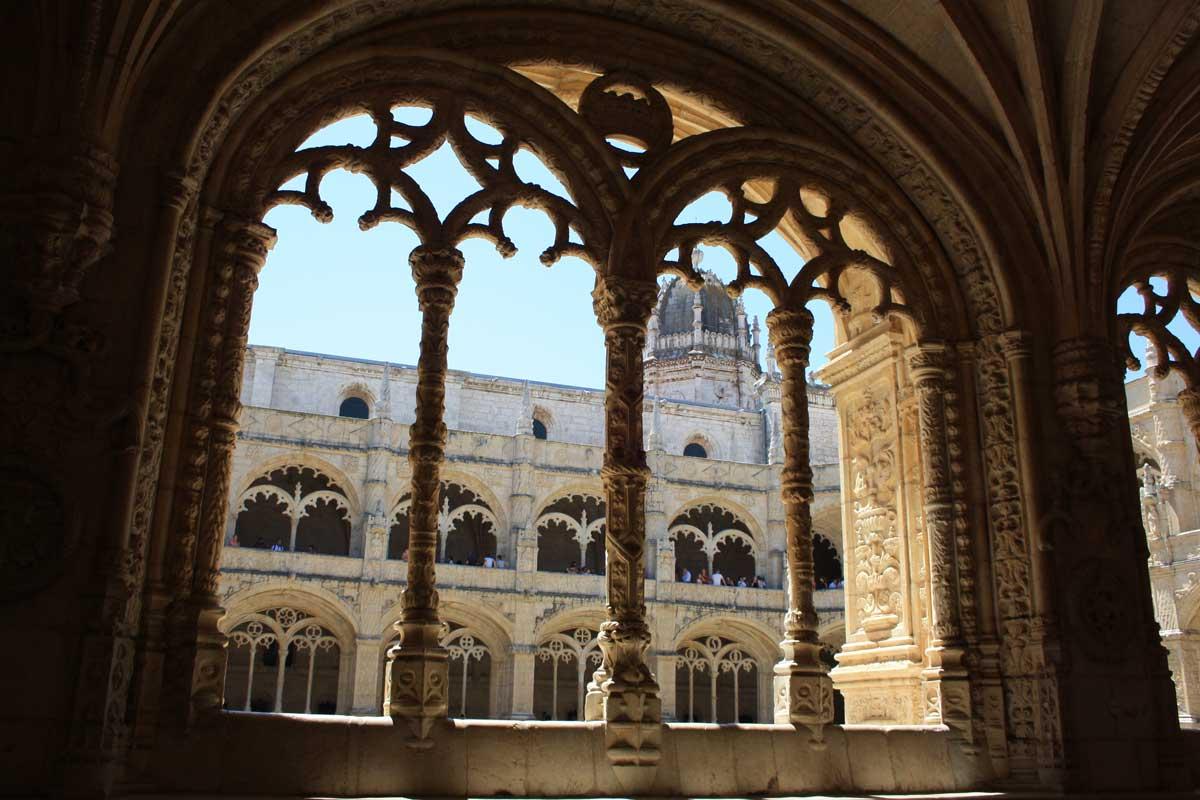 Belem: la porta sull'oceano di Lisbona, Monastero dos Jeronimos