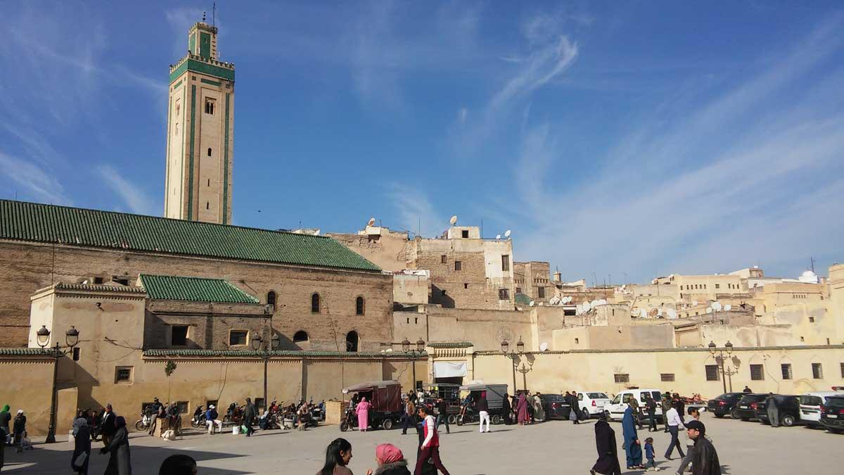 Come muoversi a Fes: piazza Lalla Yeddouna