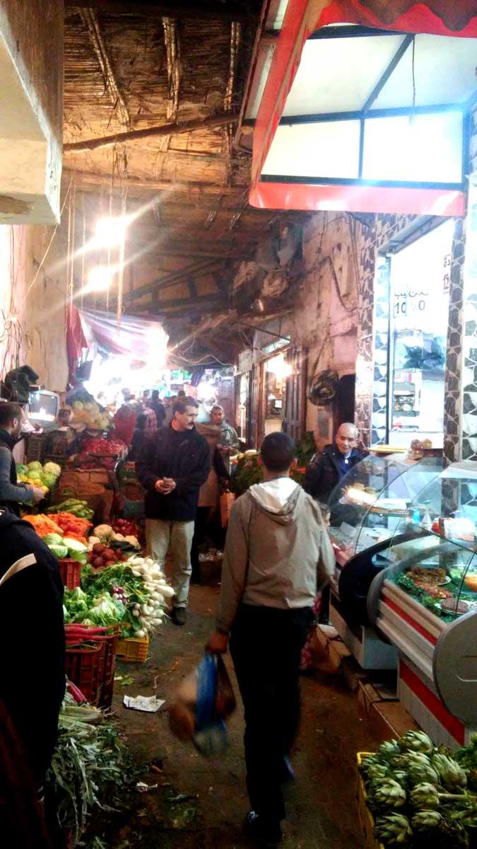 mercato del R'cif, Fes