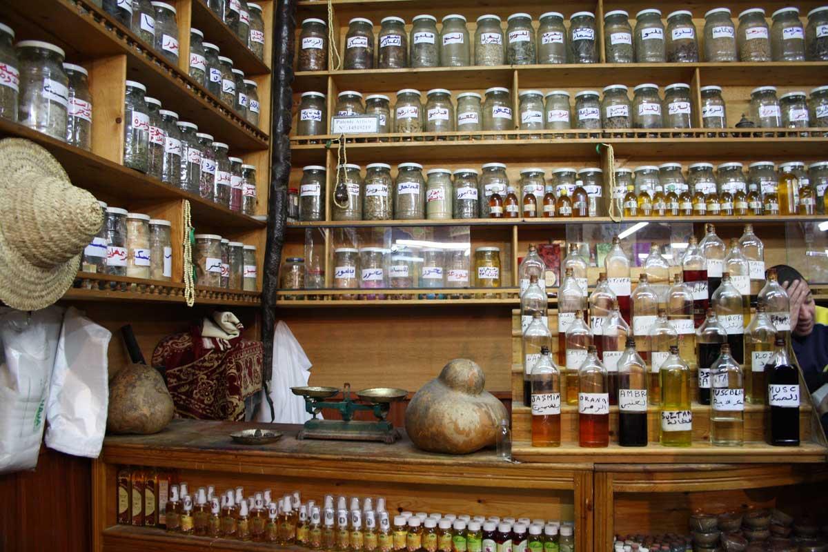 Antica farmacia, Fes