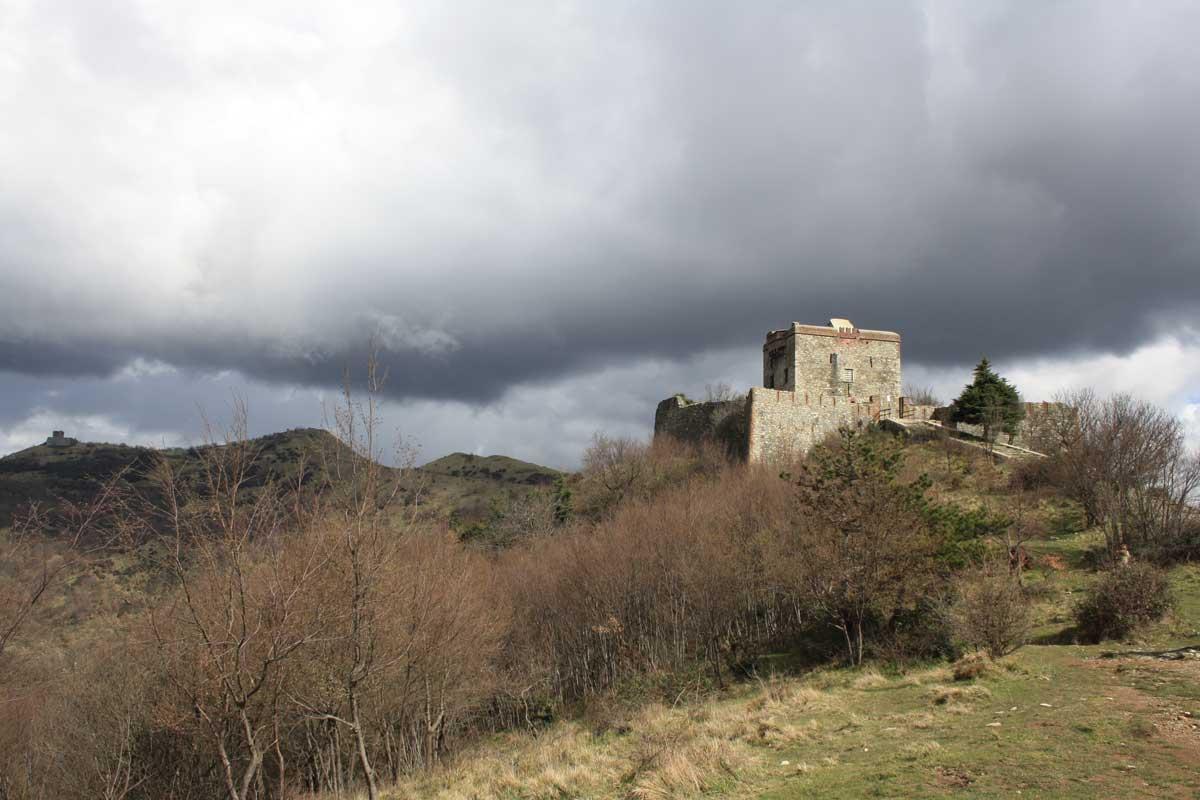 I Forti di Genova, Forte Puin