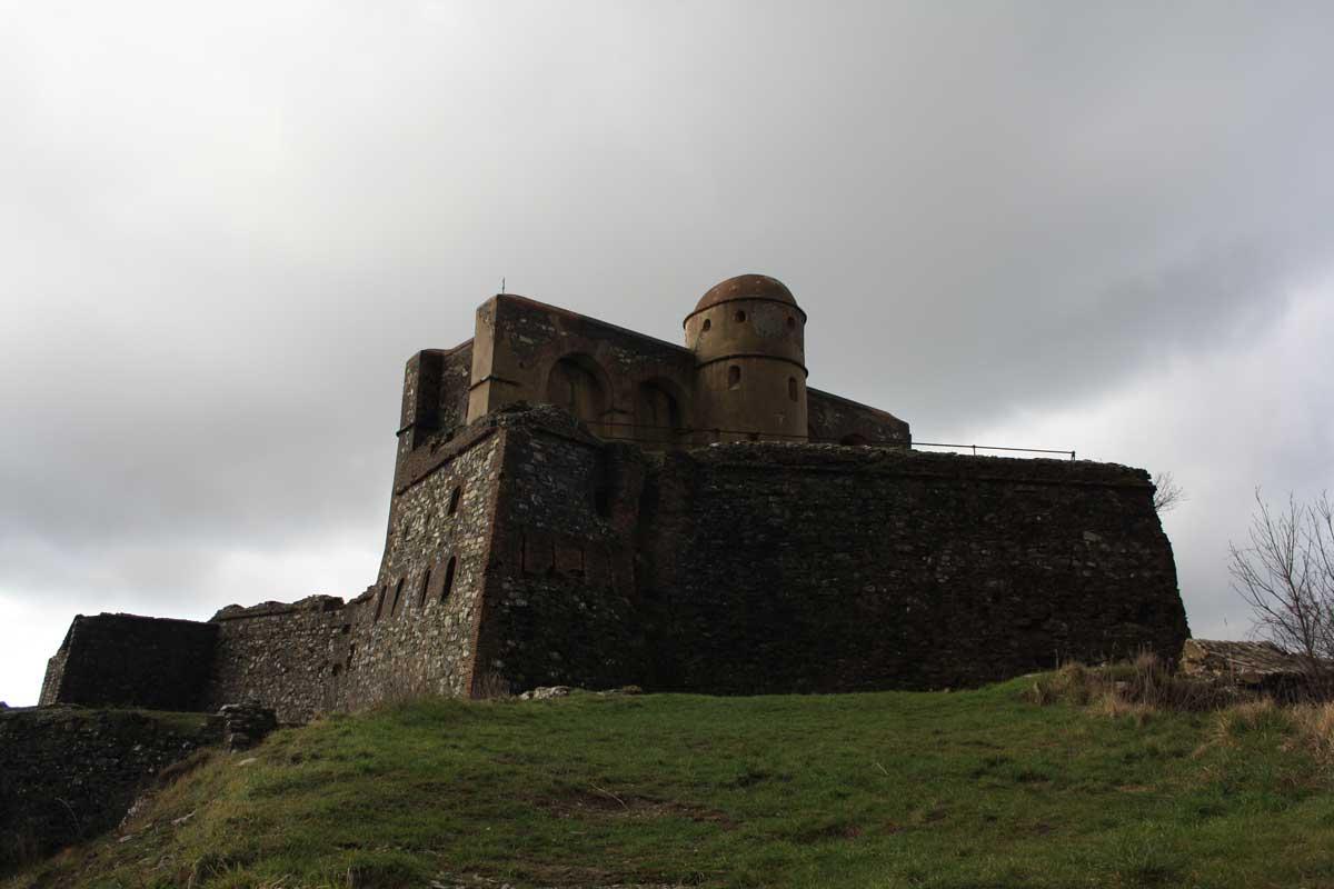 I Forti di Genova, Forte Diamante