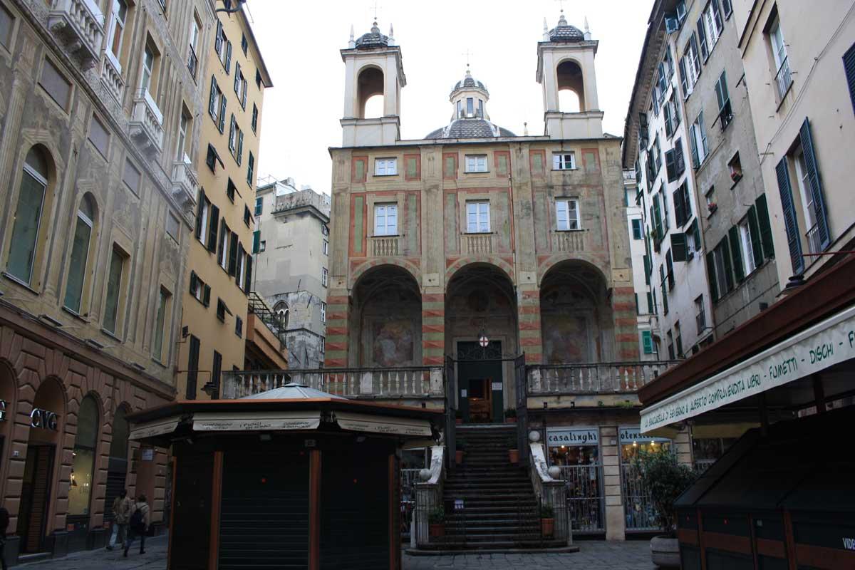 Un weekend a Genova