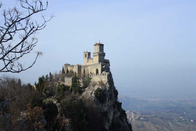 Un weekend a San Marino