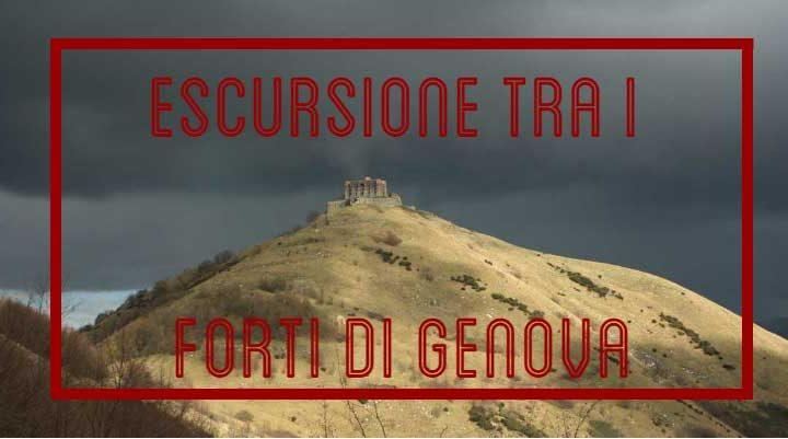 Escursione tra i forti di Genova