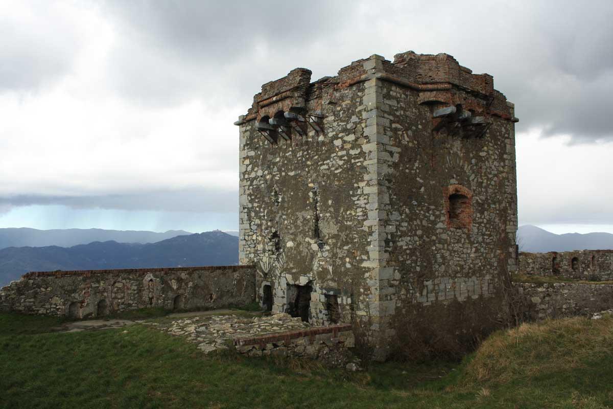 I Forti di Genova, Fratello Minore