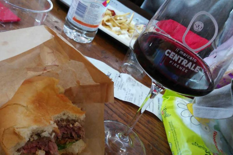 Dove mangiare a Firenze: il Mercato Centrale