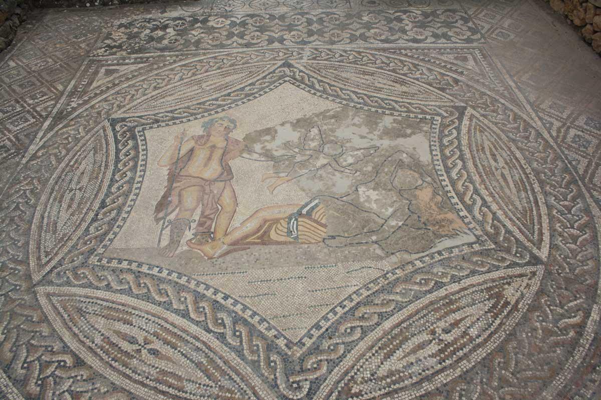 Volubilis: un'antica città romana in Marocco