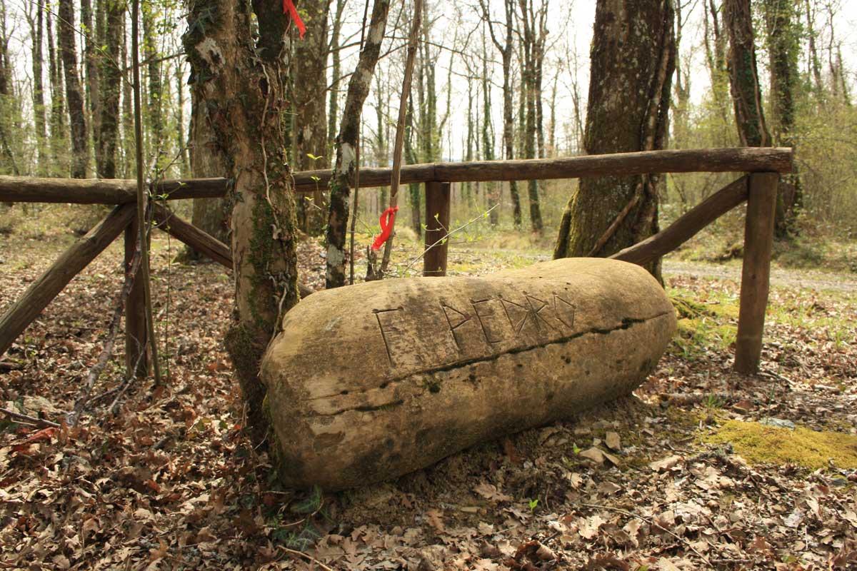 Escursione tra i boschi dei partigiani alla ricerca del Castello d'Elci, il Capanno dei Partigiani
