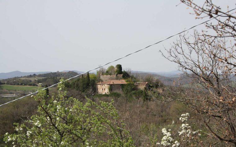 Escursione tra i boschi dei partigiani alla ricerca del Castello d'Elci