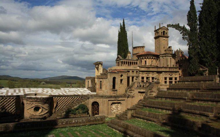 Una città-ideale in Umbria: La Scarzuola
