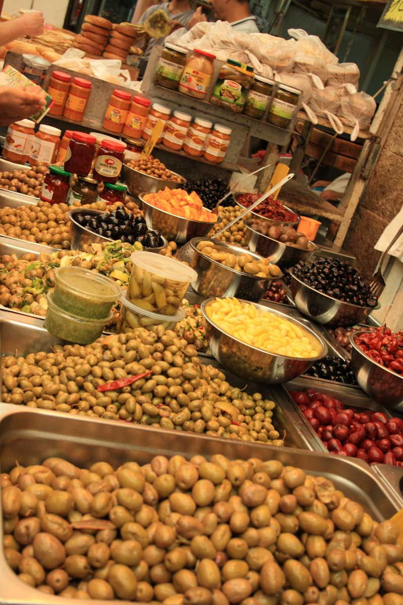 Olive israeliane