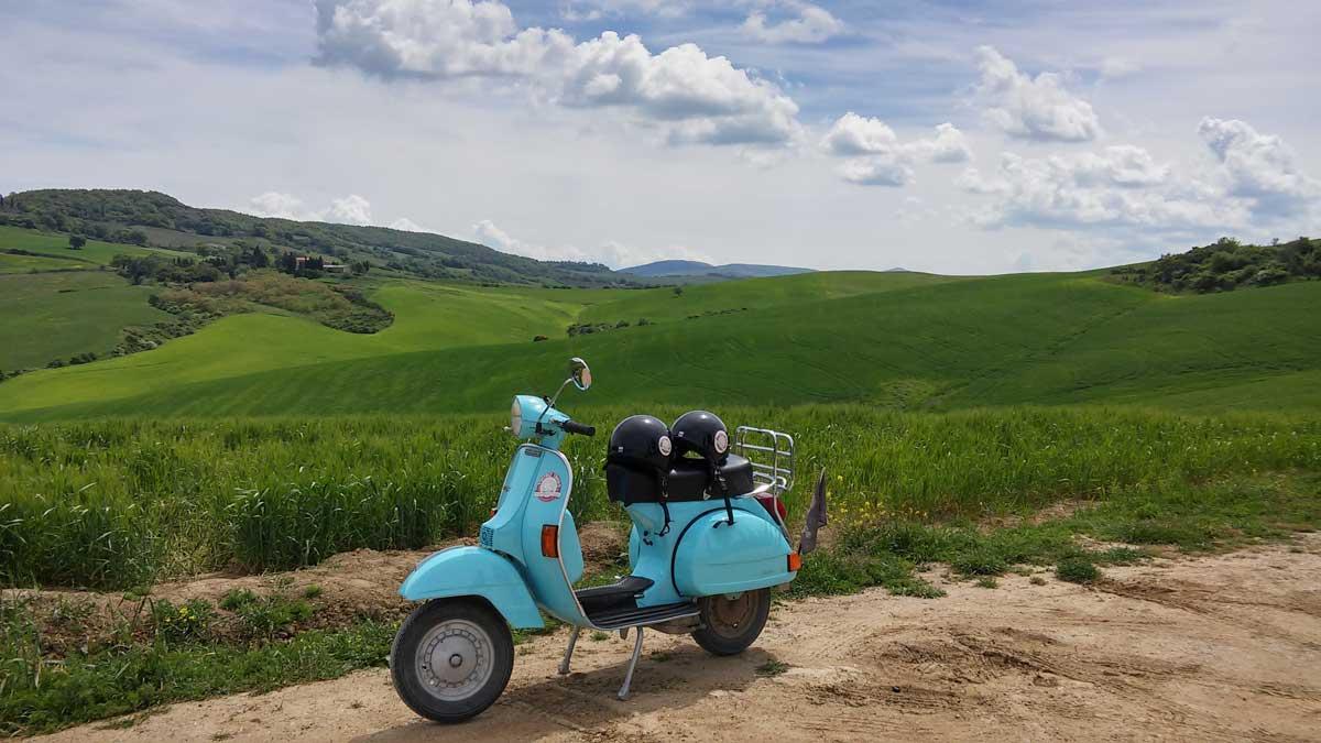 10 cose da fare in Toscana: Vintage Tours