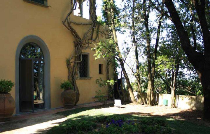 Alla scoperta della villa Badia di Morrona e del suo vino