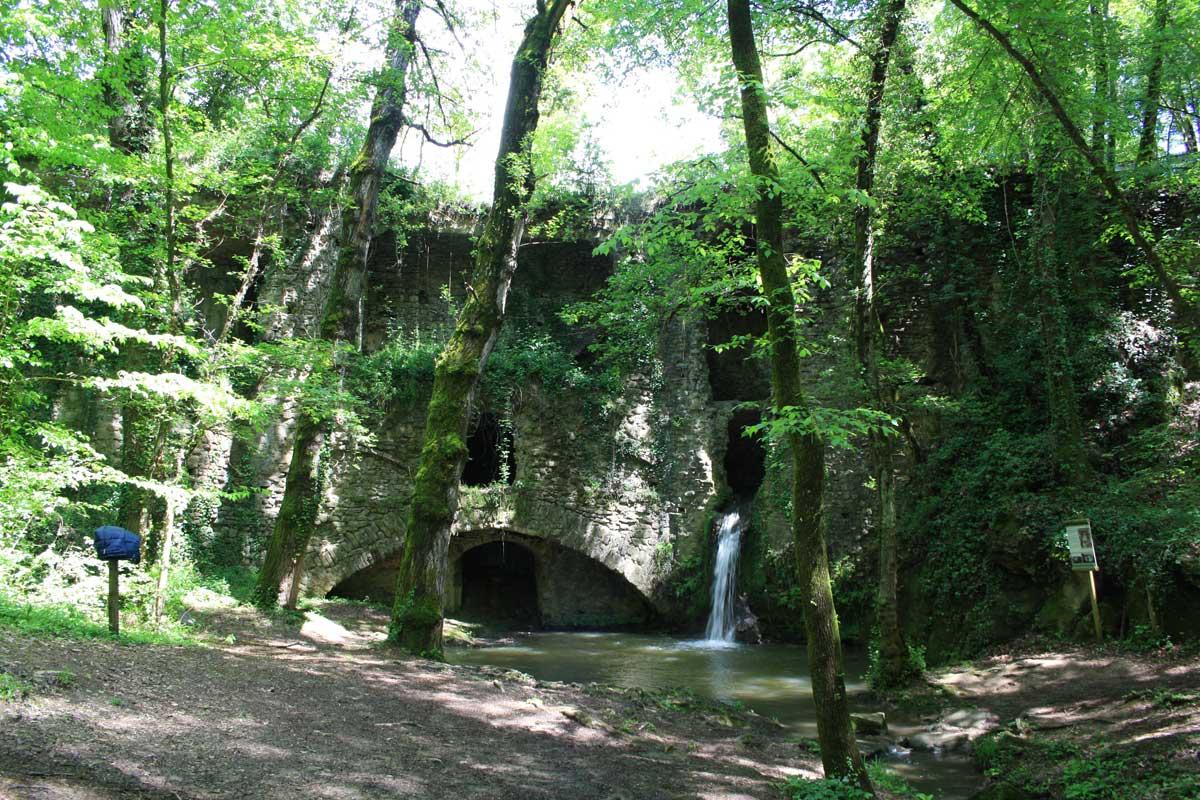 Un mulino paleoindustriale nella campagna di Scandicci: il Mulinaccio