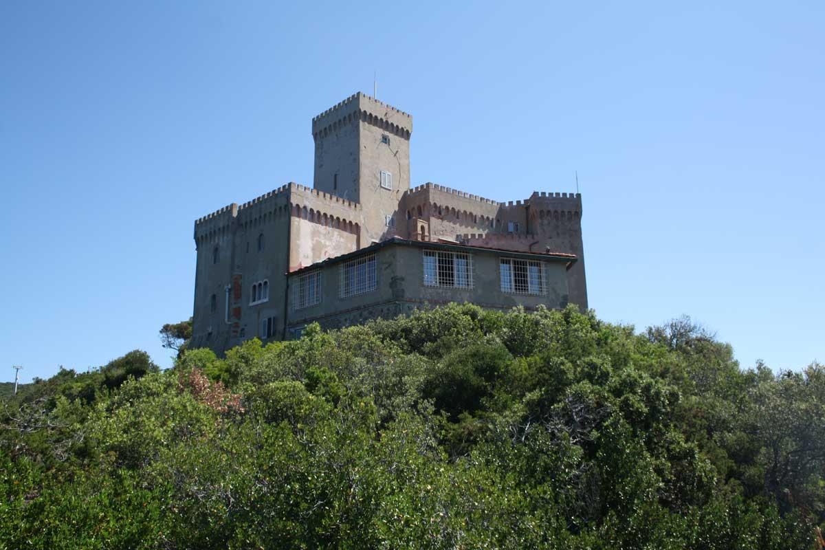 Visitare Castel Sonnino