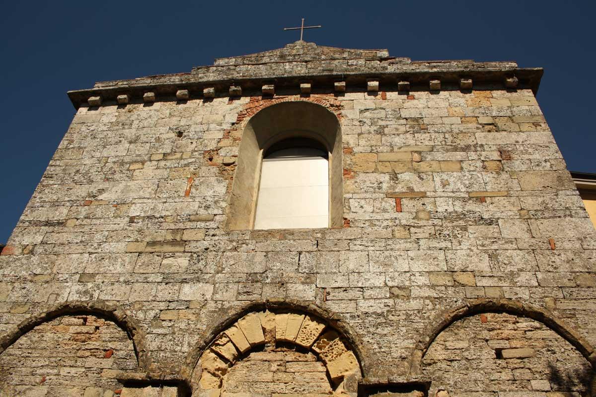 Chiesa Badia di Morrona