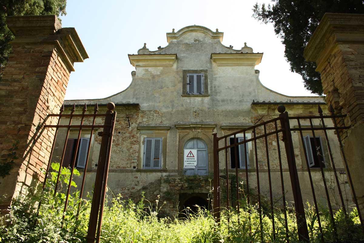Villa Mirabella, Gabbro