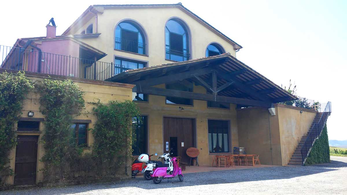 Tour tra colline, cantine e vino, Azienda Agricola Castelvecchio