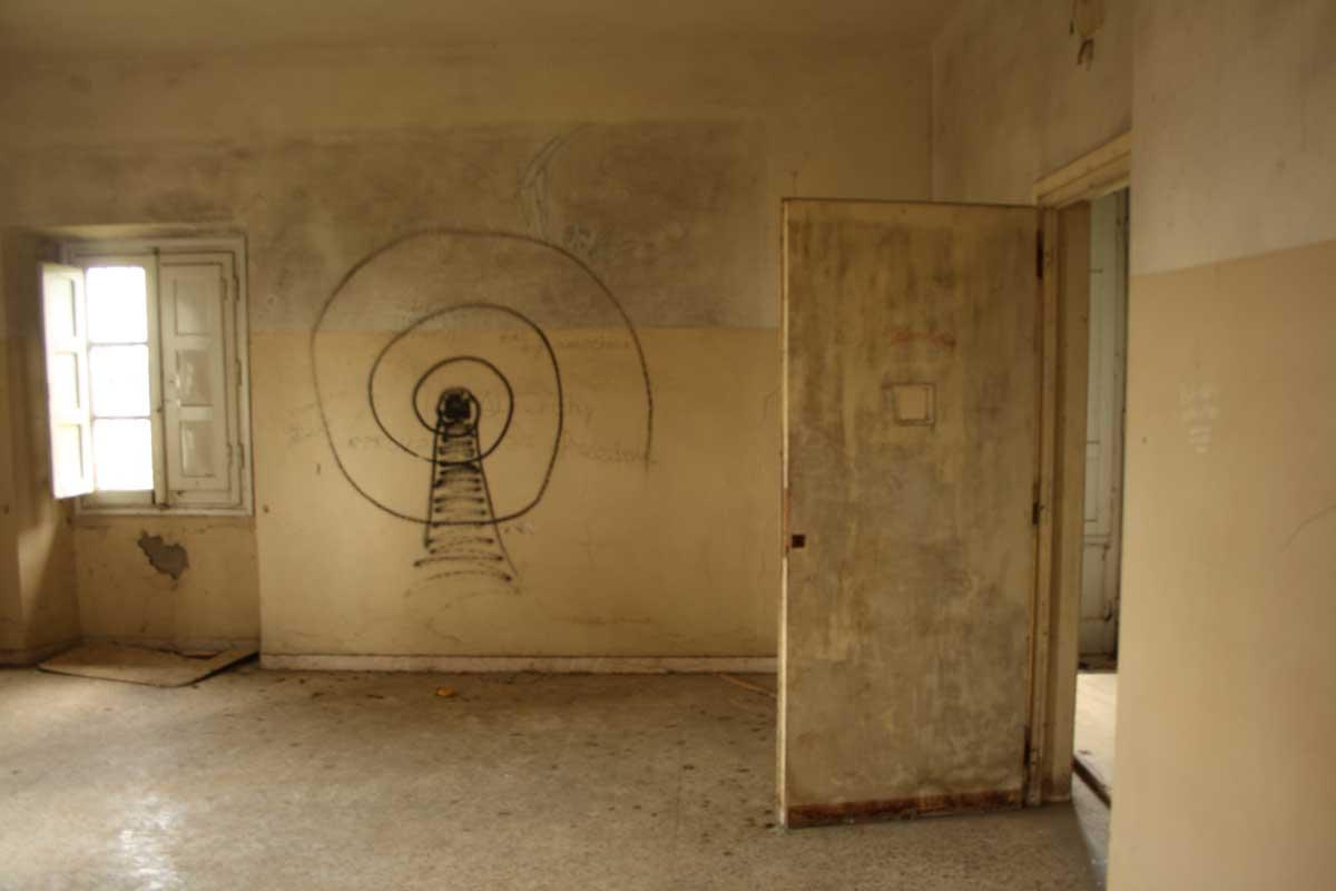 Un ex- manicomio abbandonato: Ville Sbertoli