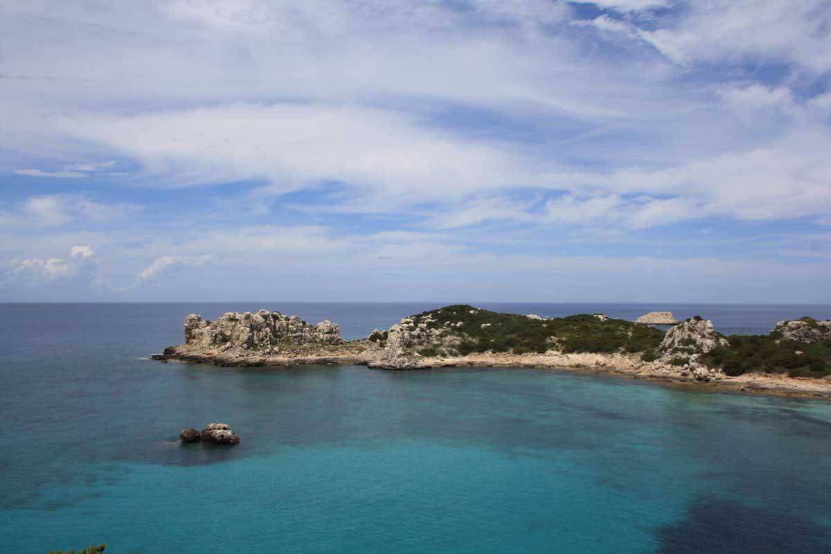 I caraibi in Toscana: l'isola di Pianosa, Porto Romano
