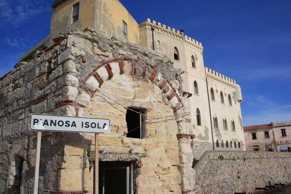 I caraibi in Toscana: l'isola di Pianosa