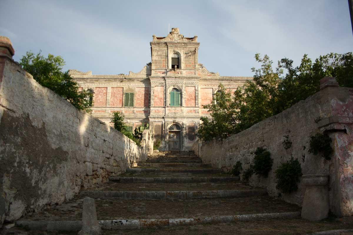 I caraibi in Toscana: isola di Pianosa, la casa dell'Agronomo