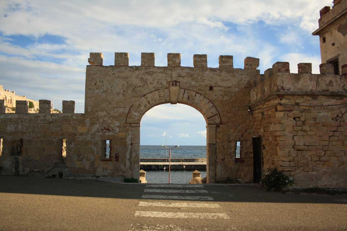 I caraibi in Toscana: isola di Pianosa