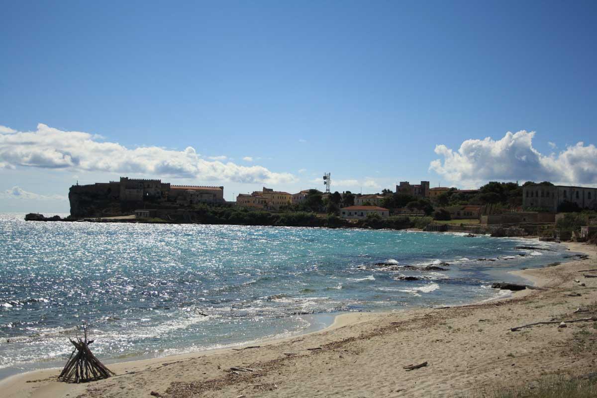 Le spiagge più belle della Toscana: cala Giovanna, isola di Pianosa