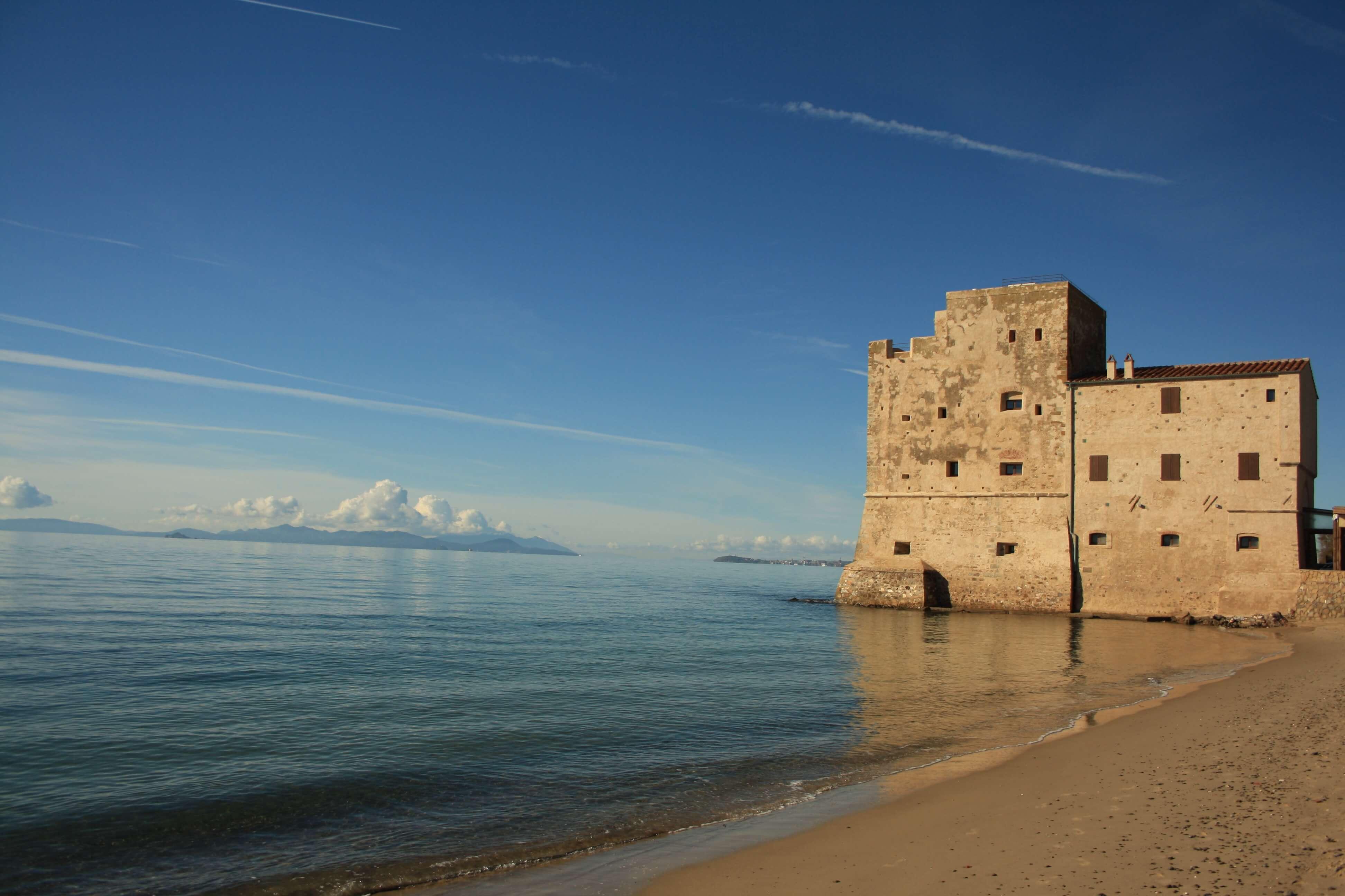 Le spiagge più belle di Toscana: Torre Mozza