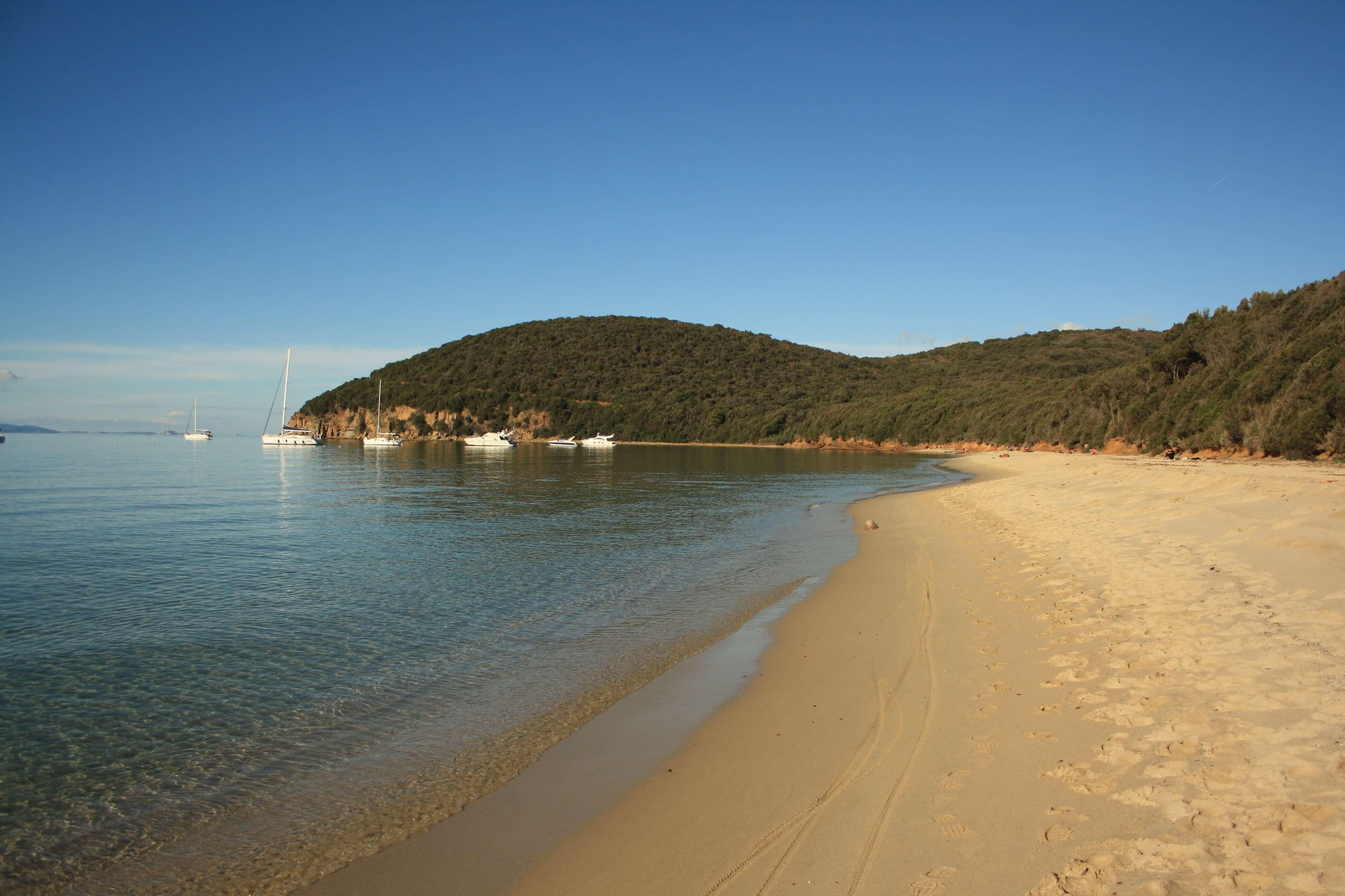 Le spiagge più belle di Toscana: Cala Violina