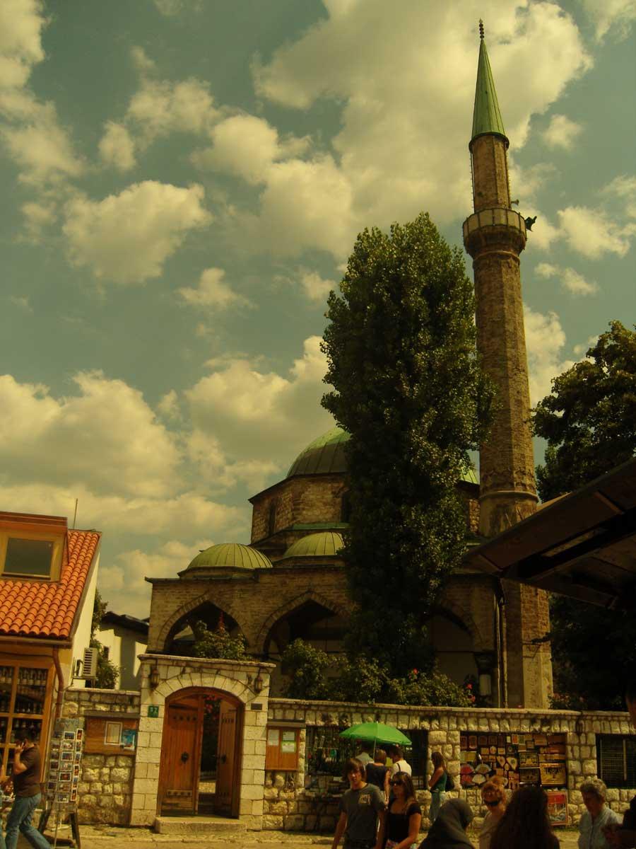 Perchè visitare la Bosnia, Sarajevo