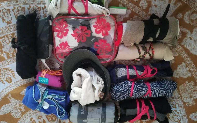 Cosa metto in valigia?